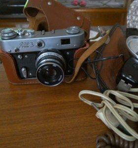Фотоаппарат Фэд 3, фотовспышка