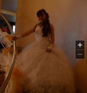 Свадебное платье2015