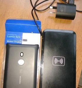 Задняя крышка на Nokia Lumia 925