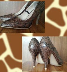 Туфли из Франции