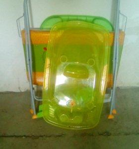 Детский купальный столик
