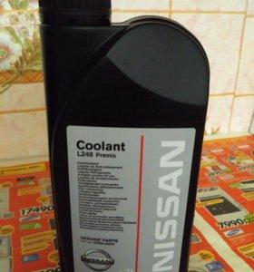 Антифриз Nissan