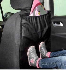 защитный чехол для спинки переднего сиденья