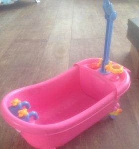 Baby born ванна