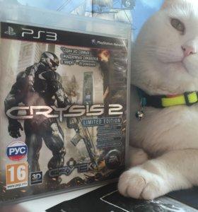 Crysis 2 (Рус) на PS3