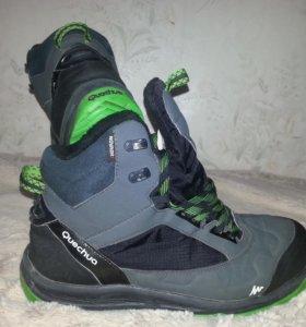 Мужские ботинки. Осень-зима