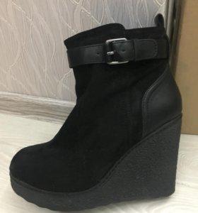 Ботинки.Зима