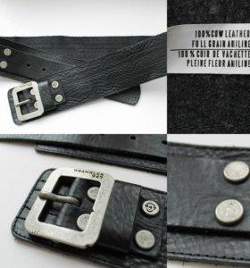 Новый кожаный ремень Wrangler