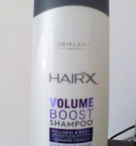 """Шампунь для тонких волос """"Максимальный объем"""""""