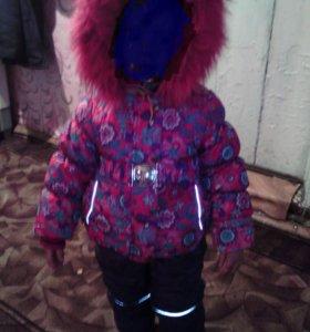 Зимний костюм от 1до3лет