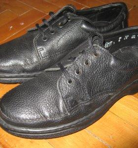 Кожаные ботинки Clarks оригинал