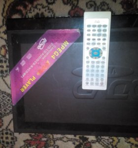 DVD PLAYER MPEG4