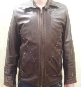 Куртка коженная осень-весна