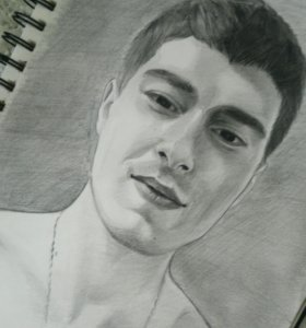 Нарисую портрет