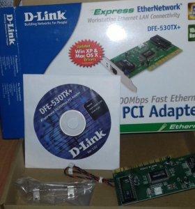 PCI адаптер D-Link