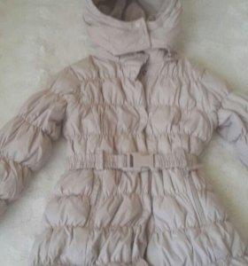 Куртка весна-осень на 4 года.