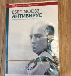 Eset NOD32 Антивирус