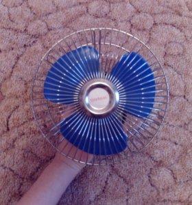 Вентилятор машинный