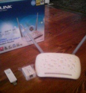 TP-LINK TD-W8968