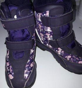Зимние сапожки Reike для девочки