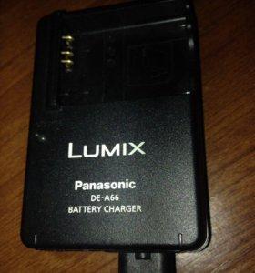 Зарядное для фотоаппарата LUMIX.