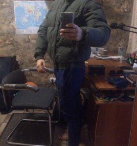 Куртка пуховик зима outventure