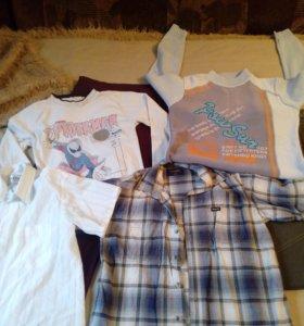 Одежда на мальчика 7-8 лет