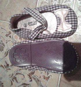 Туфли 19 размер