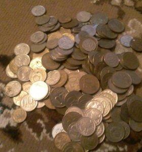 Старые монеты  90