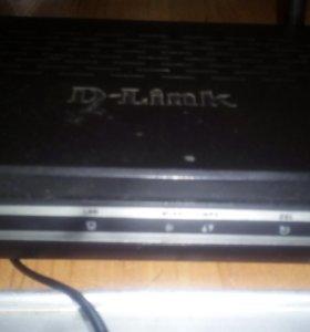 Модем DSL 2600