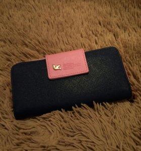 Новенький кошелёк