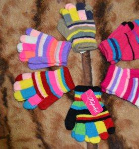 Перчатки для мальчиков и девочек