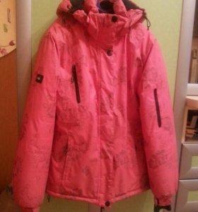 куртка зимняя, 44-46