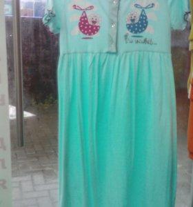 Сорочки для беременных и кормящих