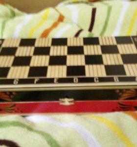 Шахматы презент