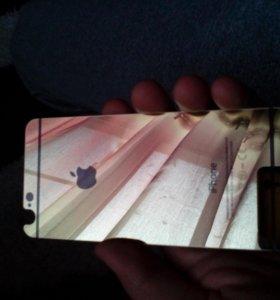 Бронестекло на айфон 6,6s