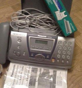 Факс-копир Panasonic kx-FP148