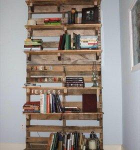 Мебель из паллет (поддоны)