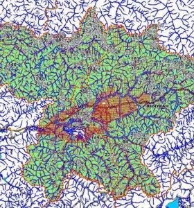 Карты для охоты в навигаторы