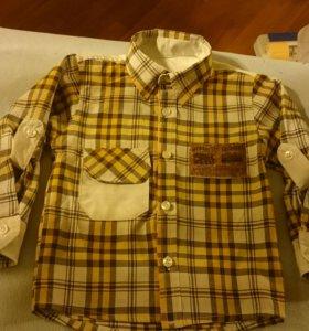 Рубашка 93-98