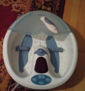 Ванночка гидромассажор для ног