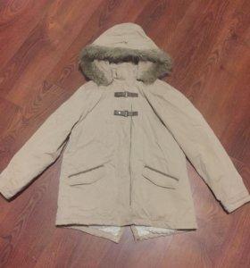 Куртка ZARA демисезонная девочка
