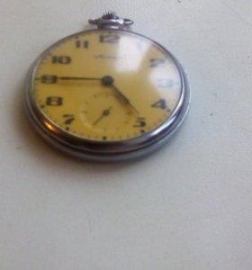 Карманные часы редкие швдские