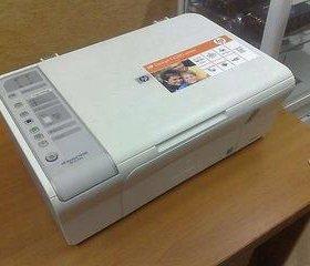 Принтер-сканер-копир 3 в 1