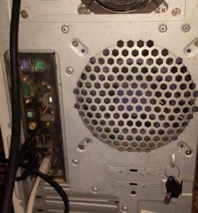 Системный блок монитор