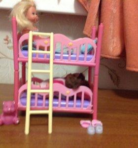 Игровой набор с куклами