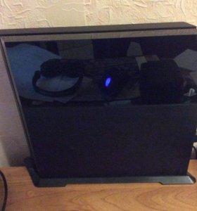 """PlayStation 4 (с игрой """"P.T."""")"""