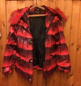 Весенняя Женская куртка демисезонная