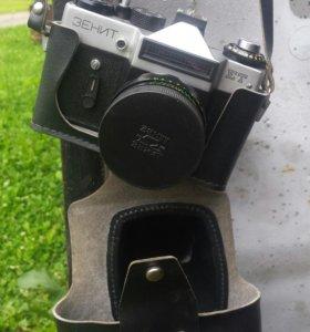 Фотоаппарат зинит