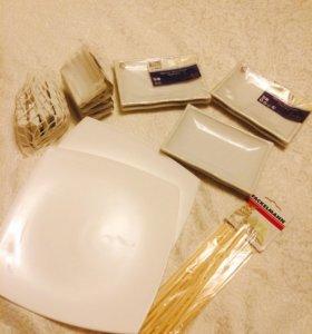Набор японской посуды для суши, роллов